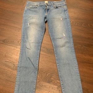 Rich and Skinny 28 low/mid rise skinny jeans
